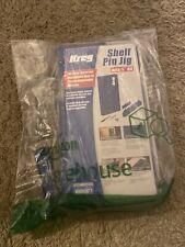 "Kreg Tool Shelf Pin Jig with 1/4"" Drill Bit for Shelf Pin Holes - KMA3200"