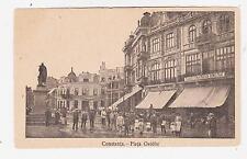 Constanta,Romania,Piata Ovidiu,c.1909
