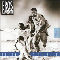 EROS RAMAZZOTTI + Tutte Storie + CD + NEU + 13 starke Hits + Italien + NEU +