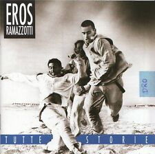 Eros RAMAZZOTTI + Fan storie + CD + Nuovo + 13 forte HITS + Italia + Nuovo +