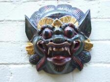 Wooden Original Ethnographic Antique Carvings