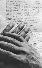 QUASIMODO Salvatore (Modica 1901 - Napoli 1968), Le lettere d'amore di Quasimod