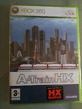 A-TRAIN  XBOX 360 SIGILLATO VERS. UFF. ITALIANA