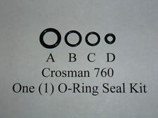 Crosman 760 Rifle Pre 1977 One (1) O-Ring Seal Reseal Rebuild Kit