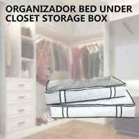 Under Bed Storage Drawer Organizer Storage Box for Clothing/Blankets/Shoes