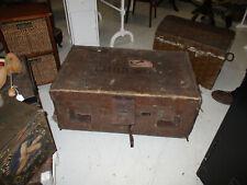 Vintage Steamer Trunk - 79cm x 46cm