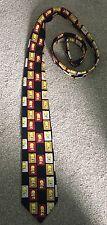 Le Simpsons Authentique 2003 Cravate Fox Matt GROENING Homer Cravate Fantaisie