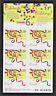 Canada - Booklet Pane of 6 - Celebrations Ribbons & Confetti #2203a (BK346) MNH