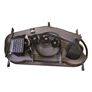 "Husqvarna 54"" Riding Mower Complete OEM Deck Assembly 432907 199300"