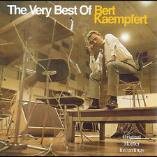 The Very Best of Bert Kaempfert by Bert Kaempfert (CD, 1996 ) Brand New