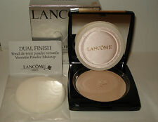 Lancome Dual Finish Multi Tasking Powder 090 Porcelaine I (N) Nib