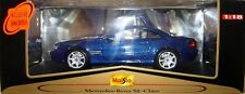 MAISTO MERCEDES-BENZ sl-Class 1:18 premiere edition * incl. collectionneur Display-Neuf