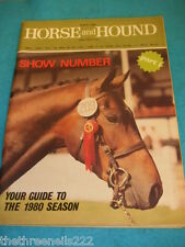 HORSE and HOUND - SHOW NUMBER Pt 1 - MARCH 7 1980