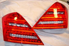 Mercedes-Benz OEM Genuine 2010-2013 S Class W221 Taillights Brand New