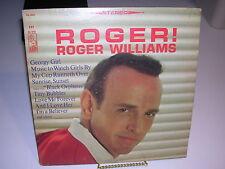 Roger Williams Roger! Kapp Records KS-3512 VG / VG