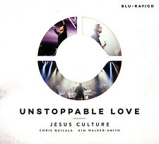 Jesus Culture - Unstoppable Love CD + Blue-Ray 2014  ** NEW **STILL SEALED **