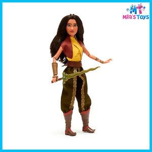 Disney Store Raya Classic Doll - Raya and the Last Dragon Brand New
