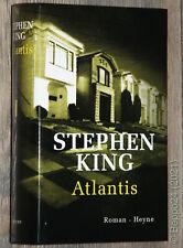 Buch Stephen King, Atlantis, gebundene Ausgabe