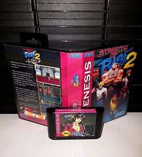 Streets of Rage 2 - Naked Blaze (NSFW) Video Game for Sega Genesis! Cart & Box
