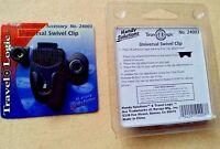 Universal Black Swivel Belt Clip Travel Logic Cell Phone GPS Baby Monitor  New