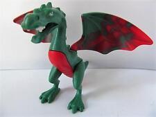 Playmobil Castle/Knight/Conte de Fées thème extra: s Vert & Dragon Rouge NEUF