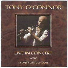 TONY O'CONNOR Live in Concert at the Sydney Opera House CD 1998 studio horizon