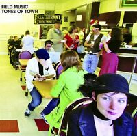 Field Music - Tones Of Town [CD]