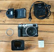 Fujifilm X100T Camera w Nissin i40a flash and accessories