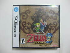 NINTENDO DS The Legend of Zelda: Phantom Hourglass FACTORY SEALED