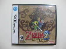 NINTENDO DS The Legend of Zelda: Phantom Hourglass FACTORY SEALED