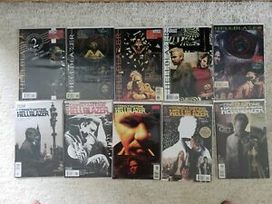 Hellblazer John Constantine * Mike Carey Lot *Vertigo/DC Comics*