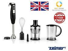 NEW Electric Kitchen ZELMER Hand Blender 1304 ice crusher whisk food