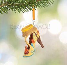 Pocahontas Shoe Ornament New Tags Disney Park
