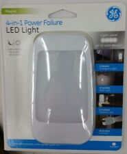 Rechargeable Power Failure LED Night Light 4 - IN - 1 design functions