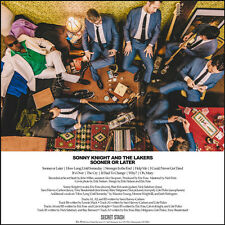 Sooner Or Later - Sonny & Lakers Knight (2016, CD NIEUW)