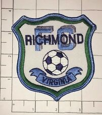 Richmond FC Patch - Soccer - Virginia