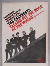 The Easybeats PRINT AD - 1967 ~~ falling off the edge of the world