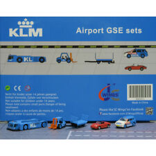 JC Wings XX2021, KLM Royal Dutch Airlines Ground Support Equipment (GSE) Set #1