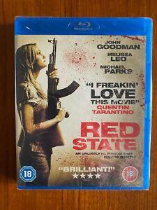 Red State Blu-ray Region B New & Sealed