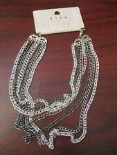 Ladies Diva Multi Chain Necklace (NEW)