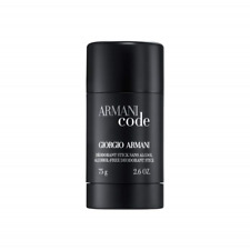 ARMANI CODE BY ARMANI  2.6oz/75 g ALCOHOL- FREE  DEODORANT STICK MEN