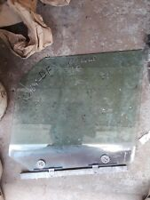 1980-1989 Lincoln Town Car Towncar Driver Left Front window glass OEM