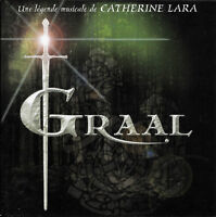 Catherine Lara CD Graal (Une Légende Musicale De Catherine Lara) - France (M/M)