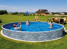 More details for above ground or inground swimming pool kit 12ft round