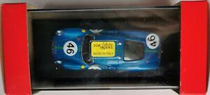 TOP MODEL TMC243 - 1/43 - ALPINE M64 n° 46 - Le Mans 1964 - neuve avec boite