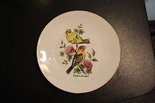 Western Tanager Bird Plate Bareuther Waldsassem Bavaria Germany 132