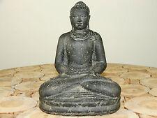 Buddha Deko Figur Statue Stein 16.2