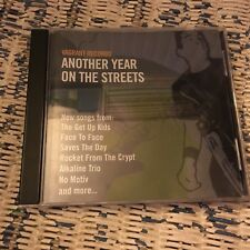 Various artists CD Another Year on the Streets Vagrant Records 2000