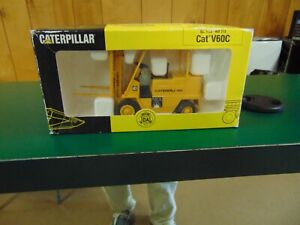 Caterpillar V60C Die Cast Lift Truck- 1:25 scale by Joal #215(worn box)
