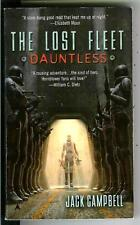 THE LOST FLEET: DAUNTLESS by Campbell, rare US Ace sci-fi war pulp vintage pb